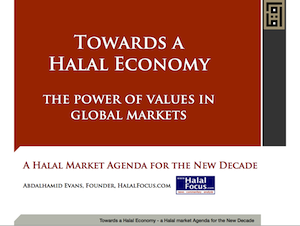 Towards a Halal economy